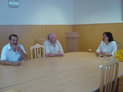 Уполномоченный по правам человека в КЧР Умалатова З.Н. провела личный прием граждан в Адыге-Хабльском муниципальном районе