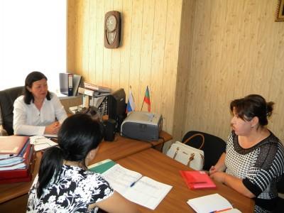 Уполномоченный по правам человека в КЧР З.Н. Умалатова провела личный прием граждан в Абазинском муниципальном районе