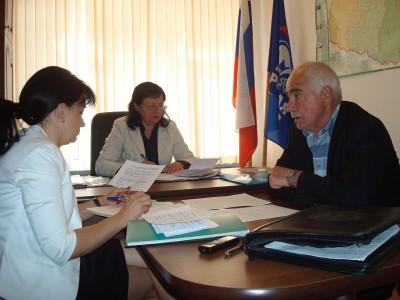 Уполномоченный по правам человека в КЧР З.Н.Умалатова провела личный прием граждан в Малокарачаевском муниципальном районе