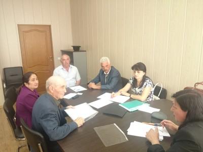 Уполномоченный по правам человека в КЧР З.Н. Умалатова провела выездной прием граждан в городе Карачаевске и Карачаевском районе