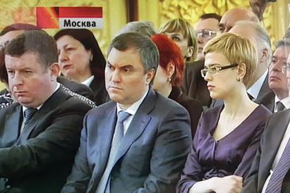 Зарема Умалатова приняла участие во встрече Президента России Владимира Путина в Кремле с правозащитниками из регионов.