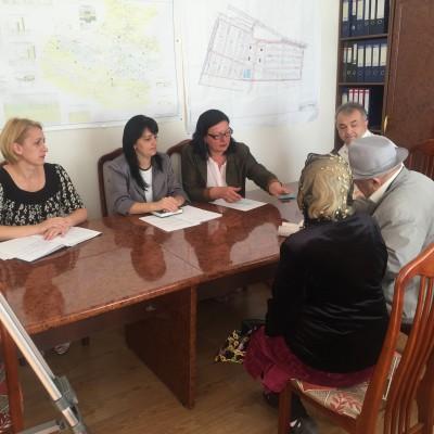 Умалатовой З.Н. был проведён приём граждан в здании администрации в селе Учкекен Малокарачаевского муниципального района.