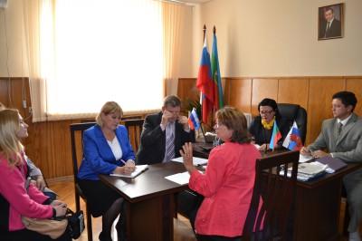 Был осуществлен выездной личный приём граждан Уполномоченного по правам человека в Карачаево-Черкесской Республике в здании администрации в станице Урупского муниципального района .
