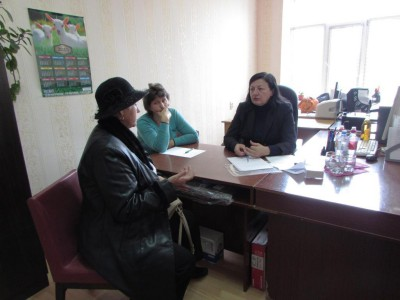 Был осуществлен личный выездной приём граждан в здании администрации ст. Зеленчукской Зеленчукского муниципального района.