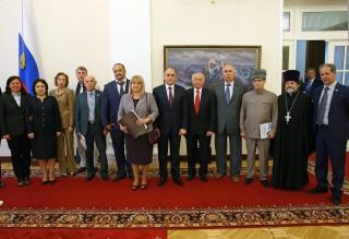 16 сентября 2015 года в г. Нальчике прошло заседание координационного совета уполномоченных по правам человека в субъектах Российской Федерации.