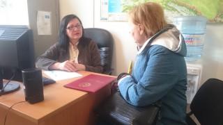 25 ноября 2015 года в  Ногайском муниципальном районе Уполномоченным по правам человека в Карачаево-Черкесской Республике проведен личный выездной прием граждан.